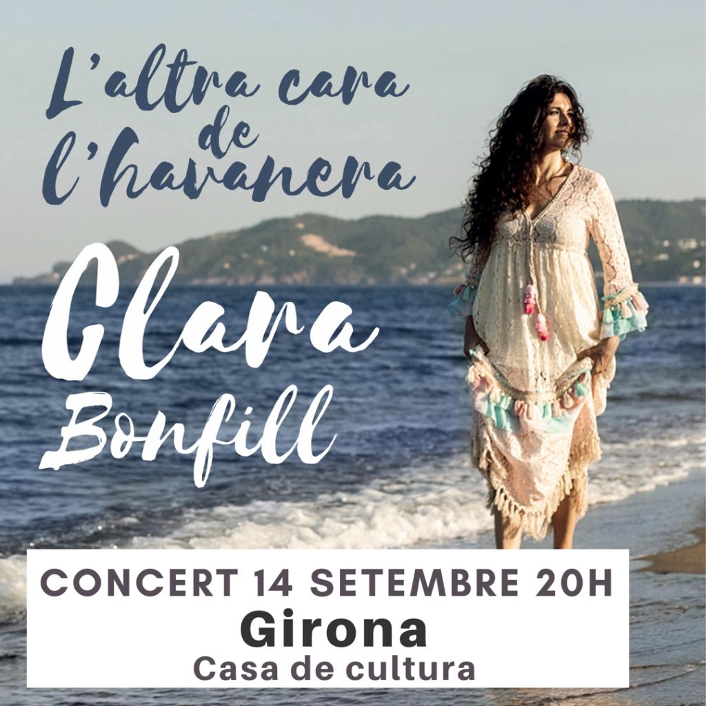 Concert Clara Bonfill
