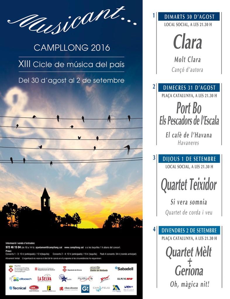 cartell festival musicant 2016 moltClara