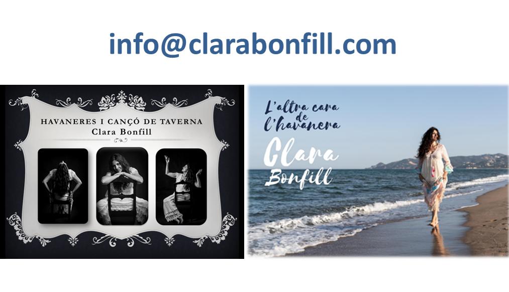 contractació 2019 Clara Bonfill