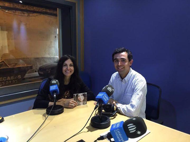 Clara i Gerard Carrión Sons de la Terra Ràdio Estel