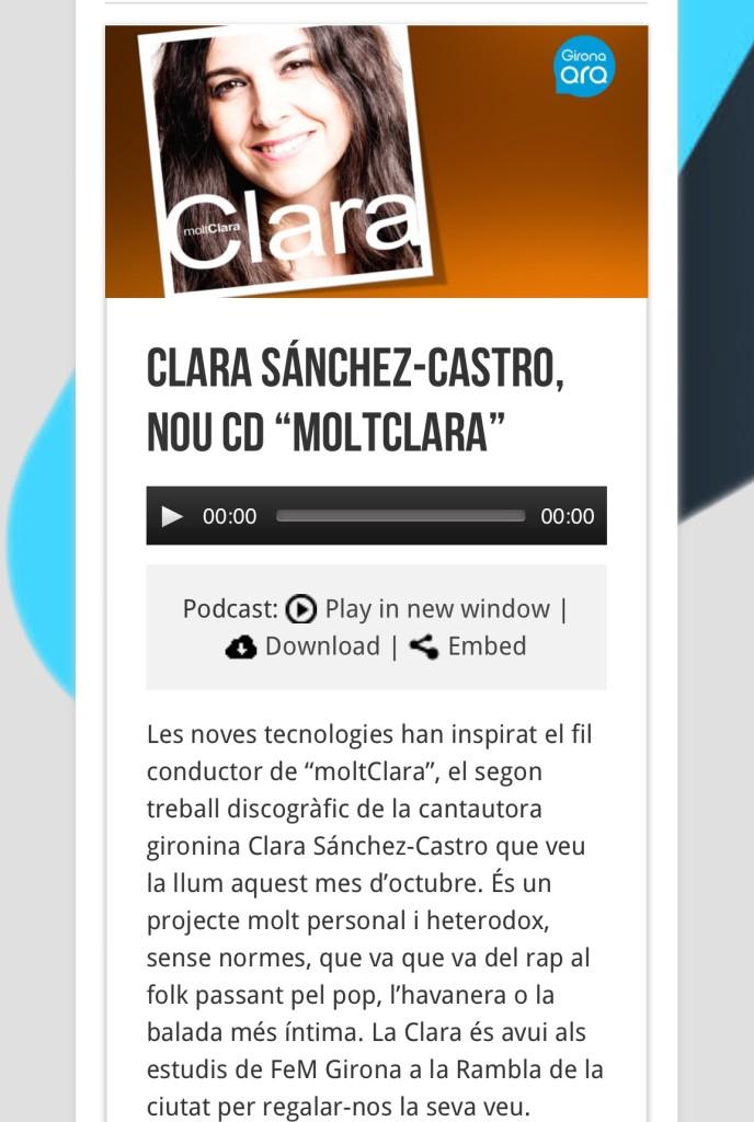 girona ara entrevista moltClara 5 oct 2015